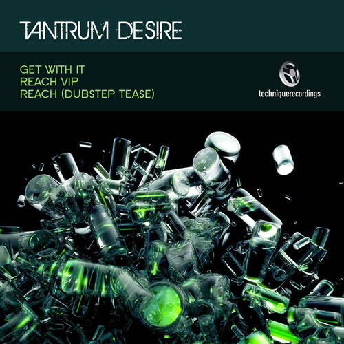Tech084 - Get With It - Reach VIP - 500