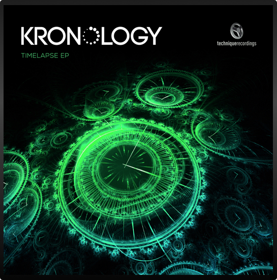 Kronology Timelapse eP