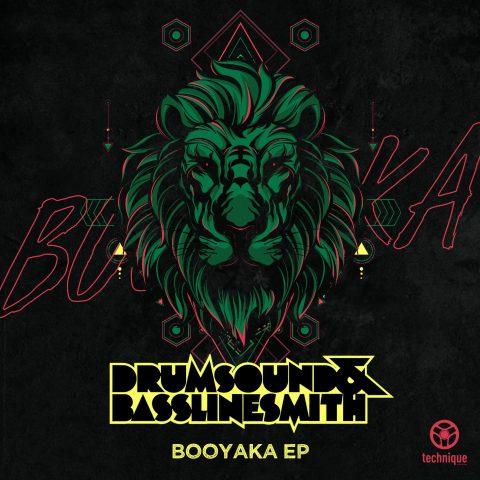 Booyaka EP cover