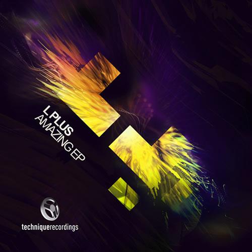 L Plus - Amazing EP - tech086 - 500x500