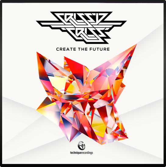 CrissyCriss new single #CreateTheFuture is available