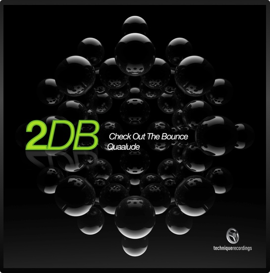 2DB Check Out The Bounce / Quaalude